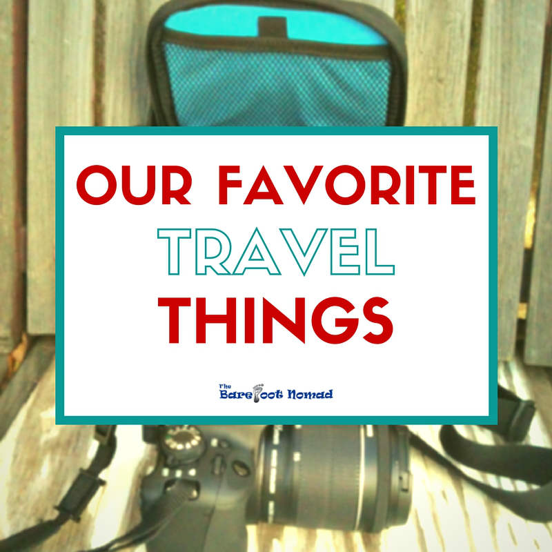 Our Favorite Travel Things. Great travel gear and electronics from travel pros.