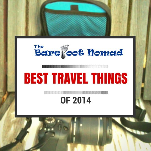 The Barefoot Nomad Best Travel Things of 2014