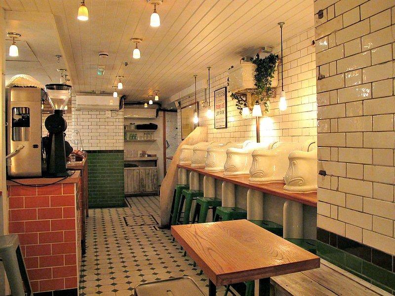 Attendant Cafe London MadAdminSkillz