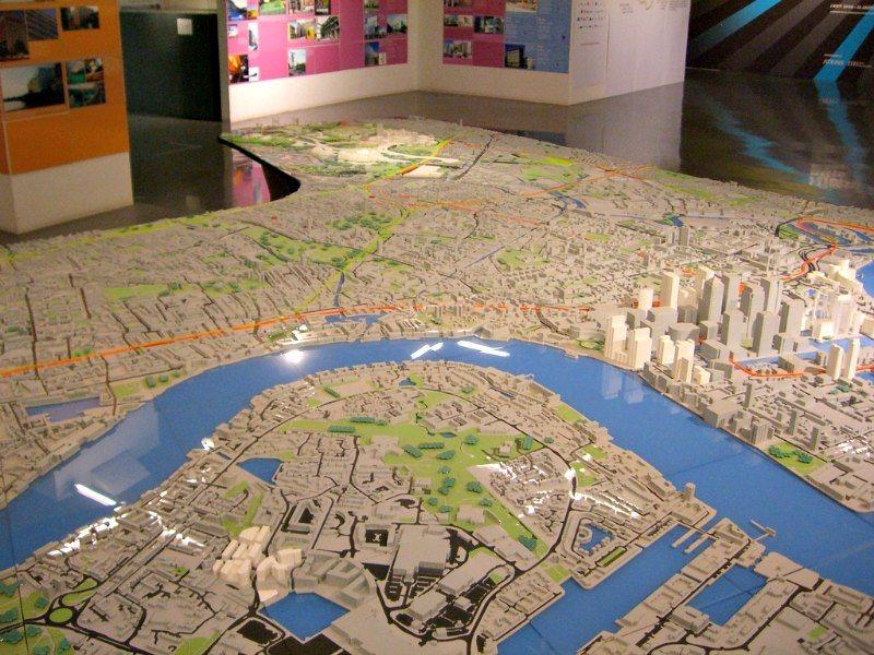 New London Model by Mike Scott