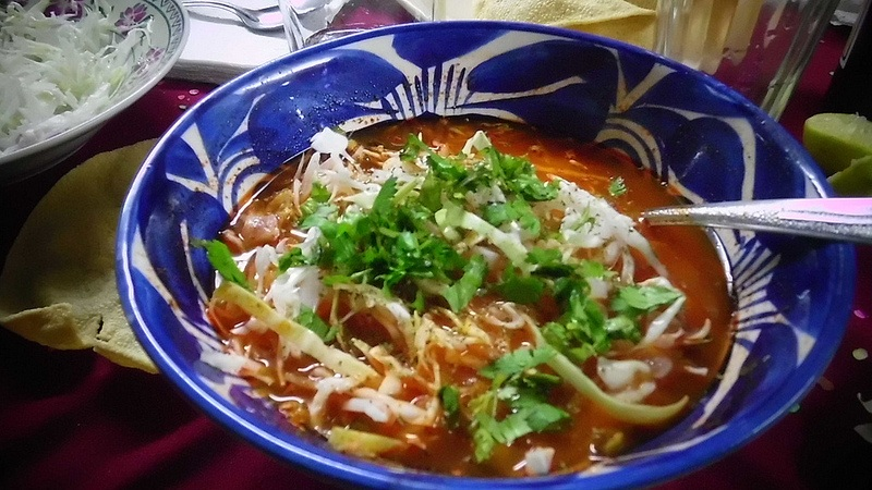Pozole photo by Martha Silva