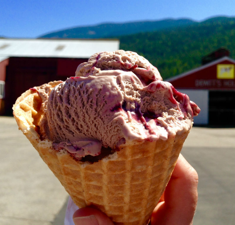 Dutchman Dairy Ice Cream Sicamous