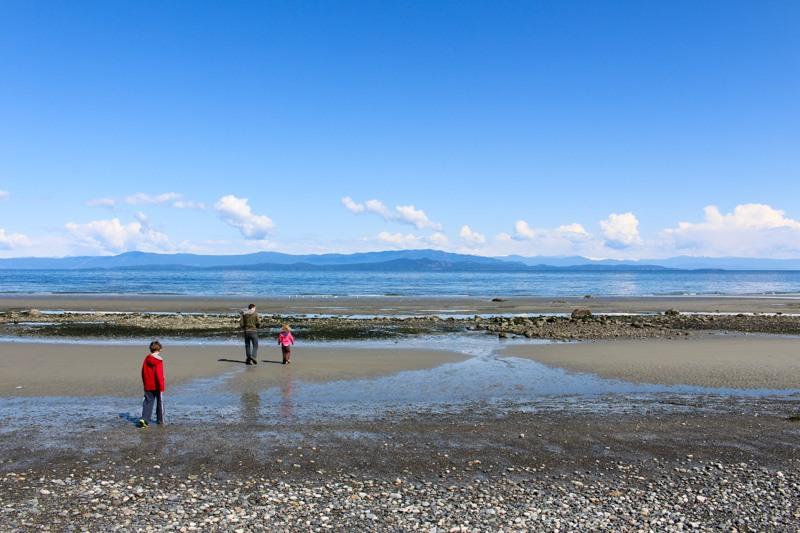 Qualicum beach Vancouver Island