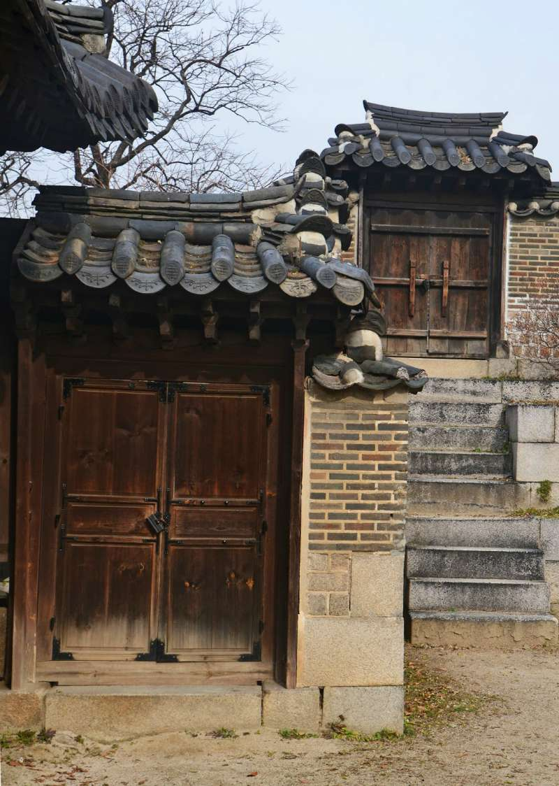 Chang Deok Gung Palace Brent Huntley