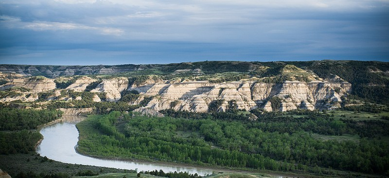 North Dakota Badlands photo by Justin Meissen on Flickrh