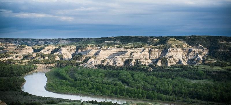 North Dakota Badlands photo by Justin Meissen on Flickrh