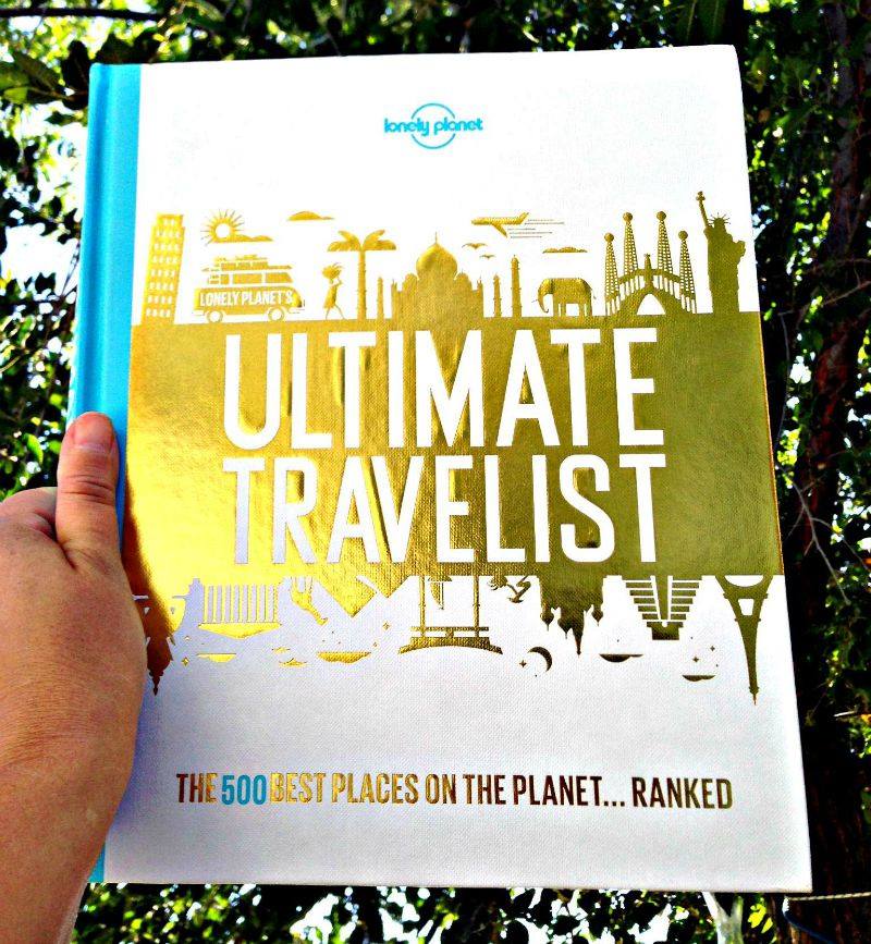 Lonely Planet The Ultimate Travelist 800