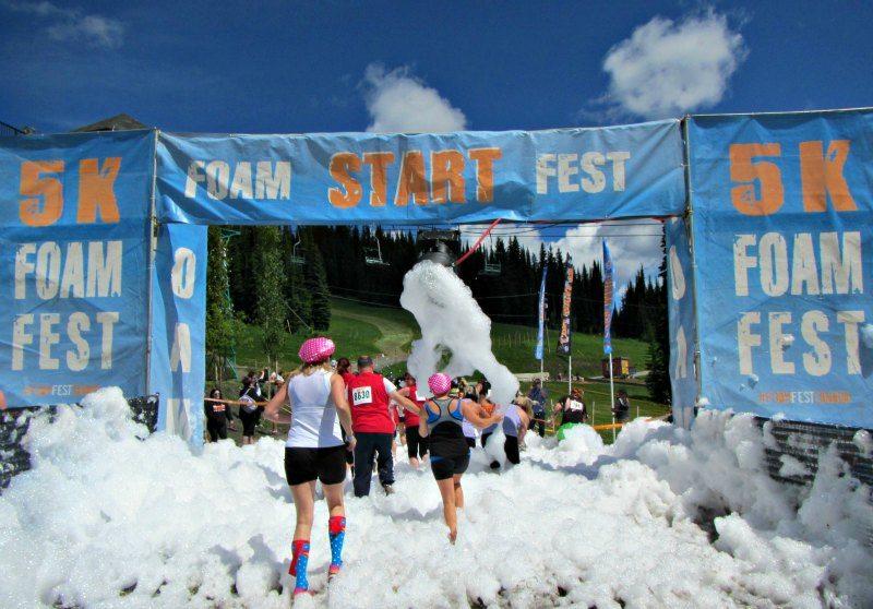FoamFest Start 800
