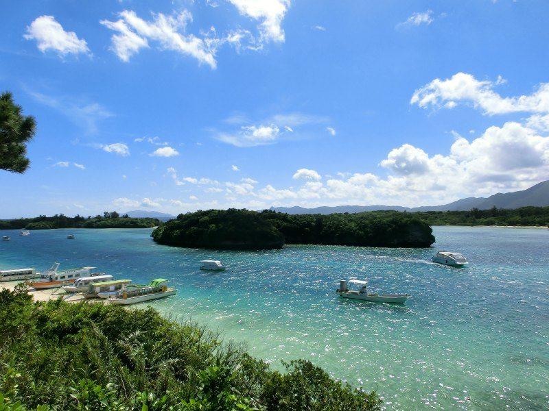 Kabira Bay Okinawa