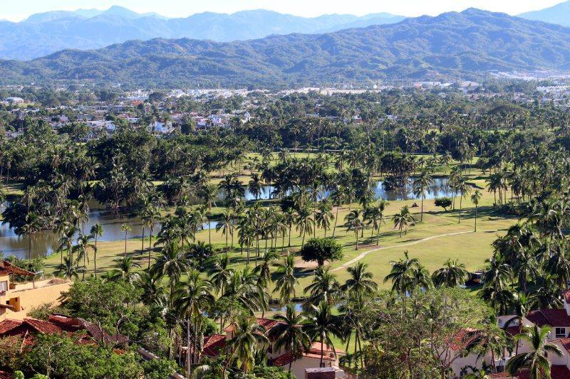 Las Hadas Golf Course, Manzanillo, Mexico