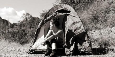 Athena camping in Malaga Spain