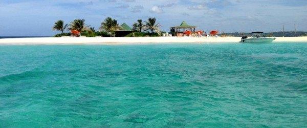 Anguilla Sandy Island