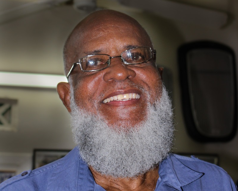 Coleville Petty OBE, Heritage Collection Museum Anguilla