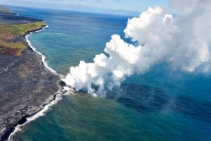 Hawaii big island helicopter photo by Kenneth Lu on Flickr