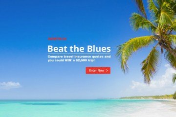 Enter to win a $2,500 Travel Credit from KANETIX.ca (Canadians only)