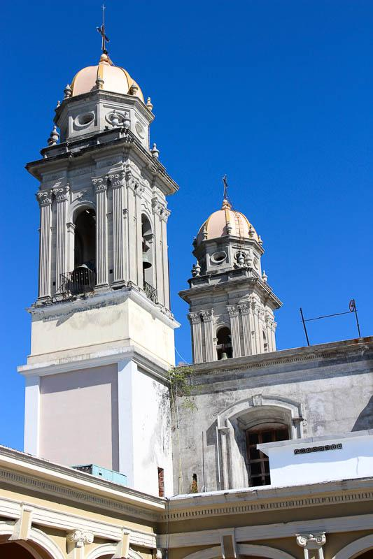 Cathedral Bell Towers
