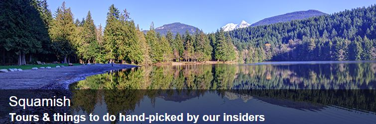 Viator Squamish tours