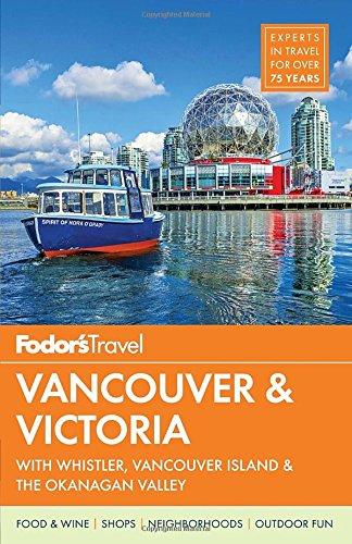 Vancouver Island Guide Fodor S