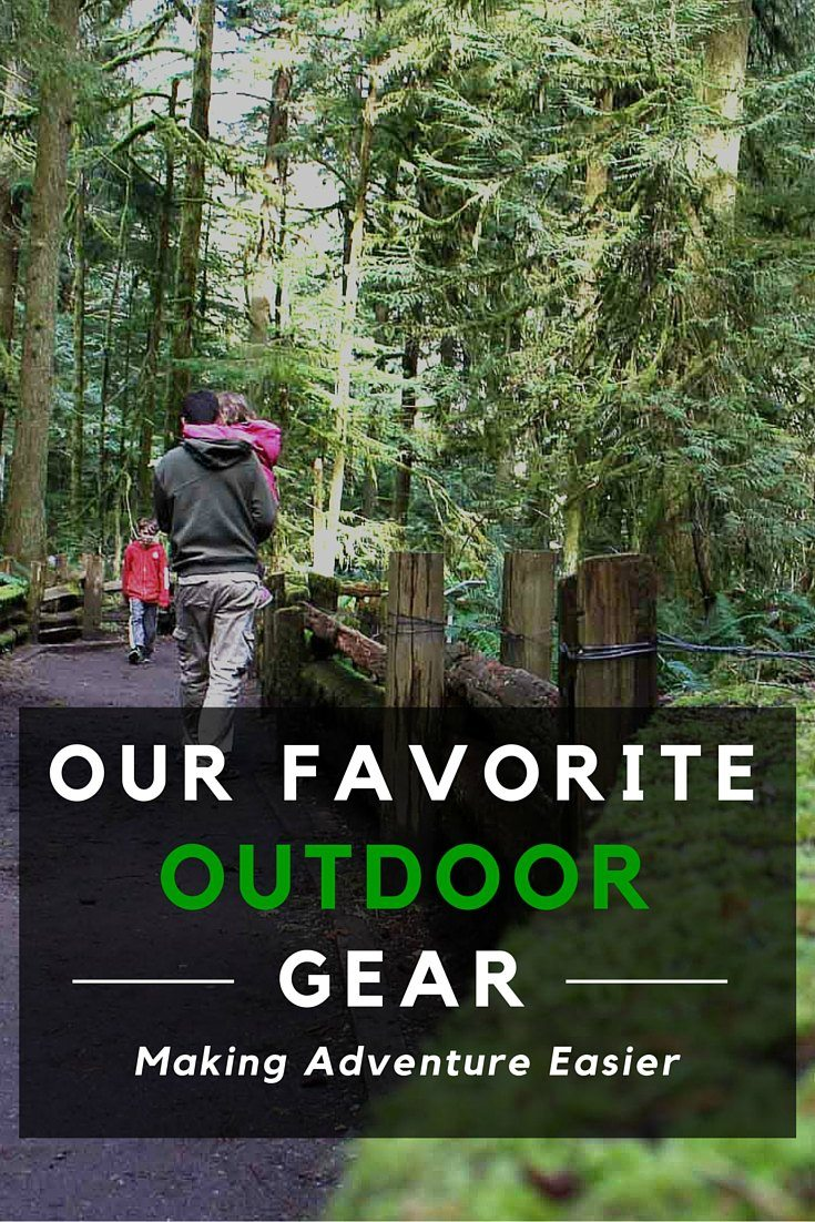 Our favorite outdoor gear for making adventure easier