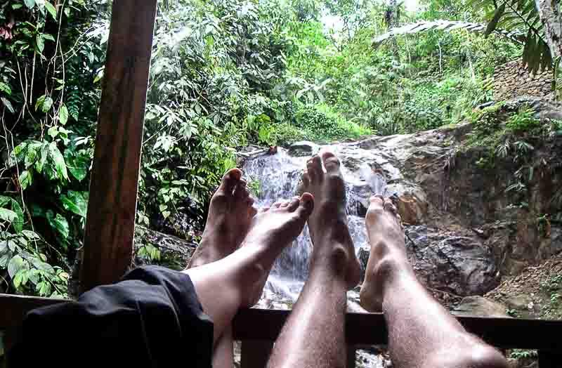 Bukit Lawang Indonesia