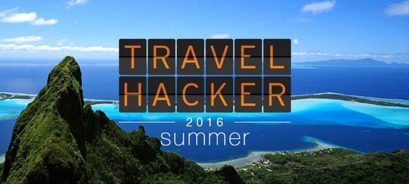 KAYAK 2016 Summer Travel Hacker Guide