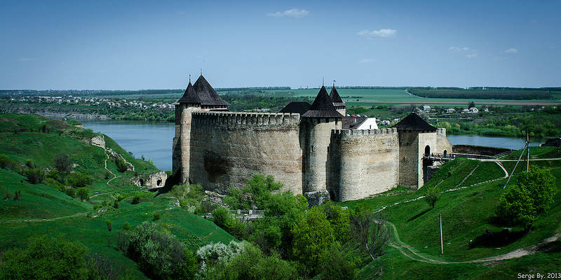 Khotyn Fortress - one of Ukraine's must visit places