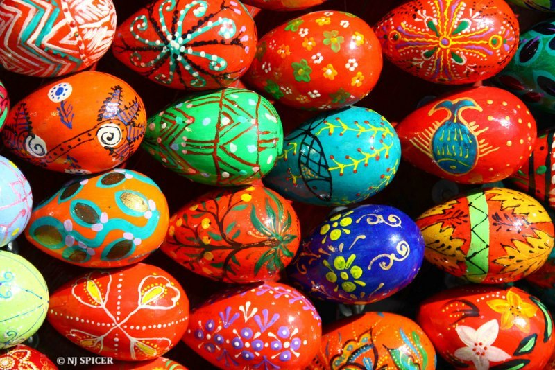 Ukrainian Easter Eggs by neiljs on Flickr