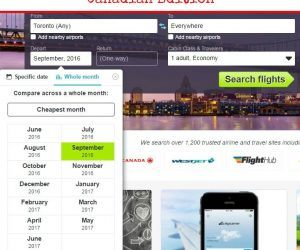 How to Save on Flights for Your Last Minute Getaway Canadian Edition search