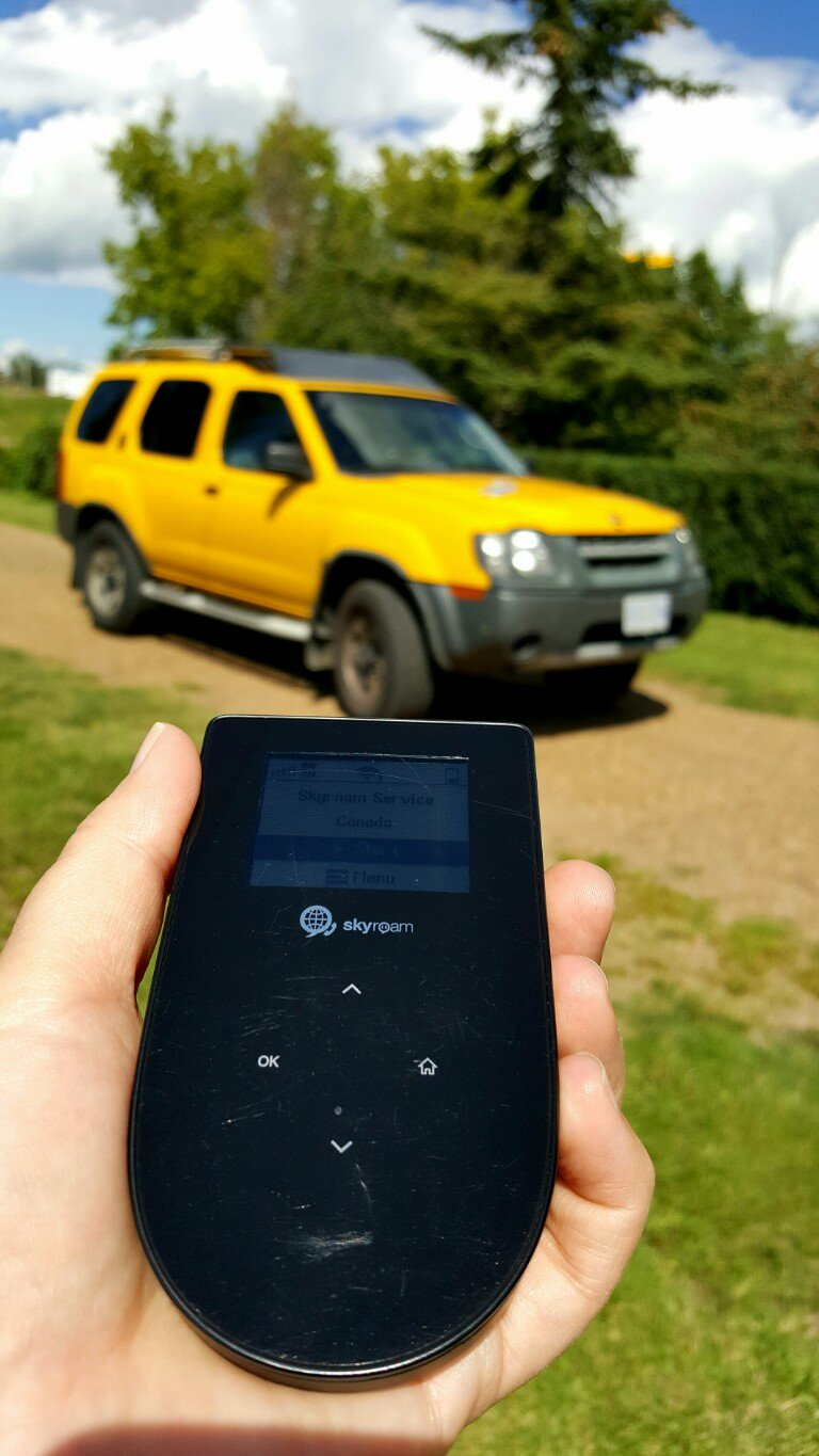 Tep Wireless and Yellow Truck Roadtrip