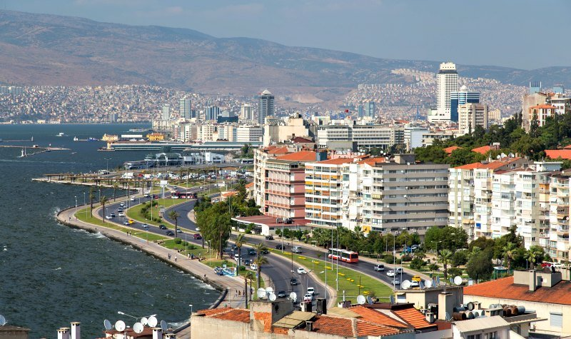 The kordon prominade the best things to do in Izmir Turkey dp