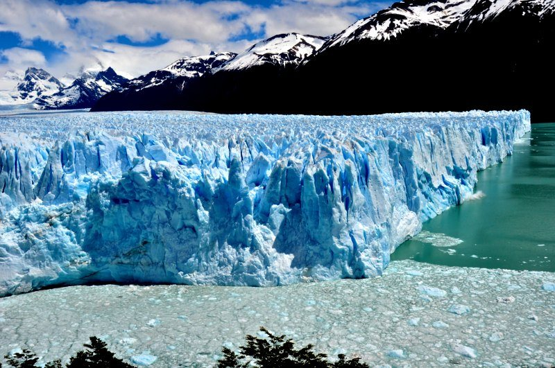 Perito Moreno Glacier Argentina Photo by Geoff Livingston