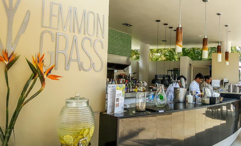 Lemmon Grass Restaurant Marival Residences
