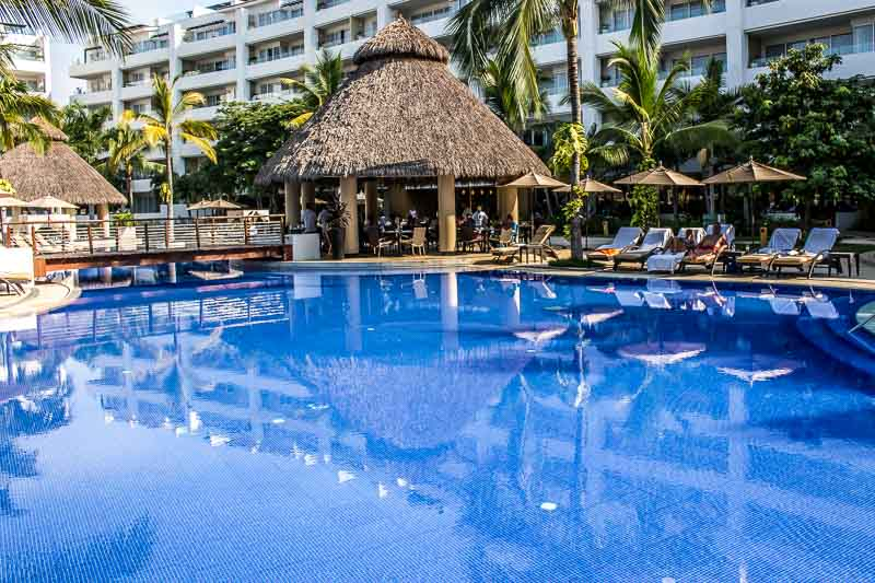Marival Luxury Resort and Residences Swimming Pool