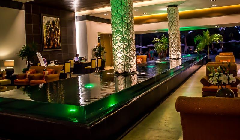 Marival Residences Luxury Resort Lobby
