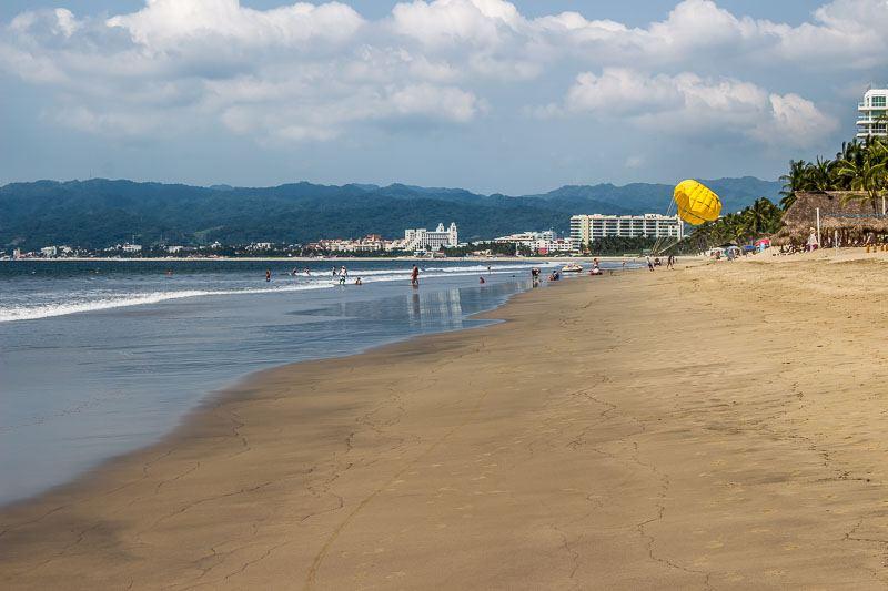 Marival Residences Luxury Resort VIP Beach Club View