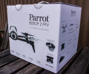 Parrot Bebop 2 Drone FPV Pack in Box