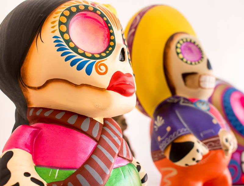 works from a local artisan at Revolucion del Sueno Sayulita what to do in the Riviera Nayarit