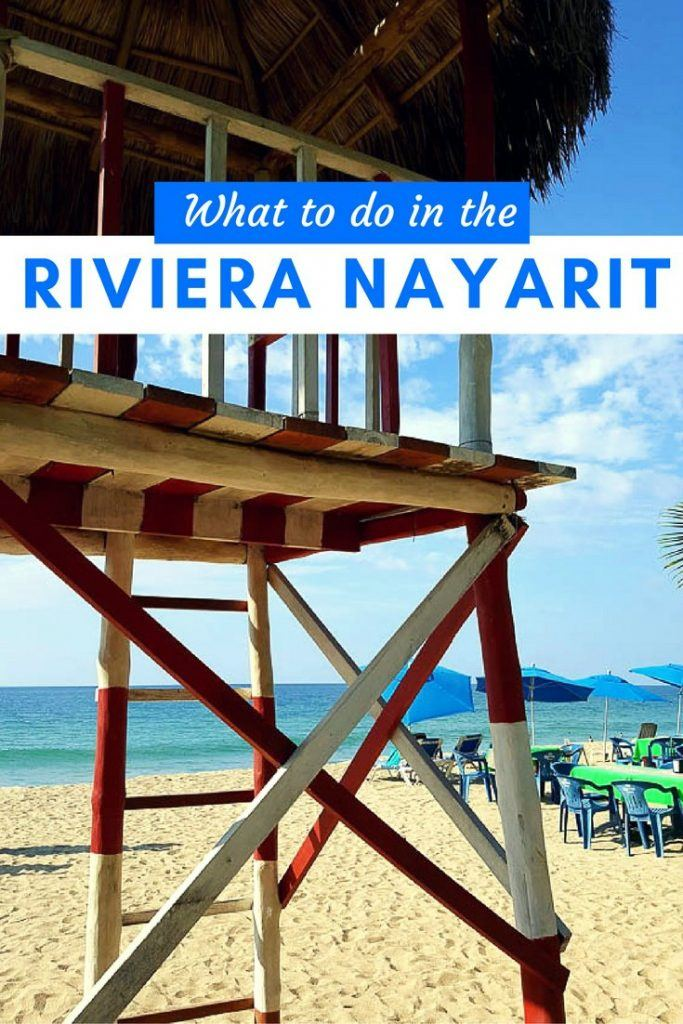 What to do in the Riviera Nayarit Mexico