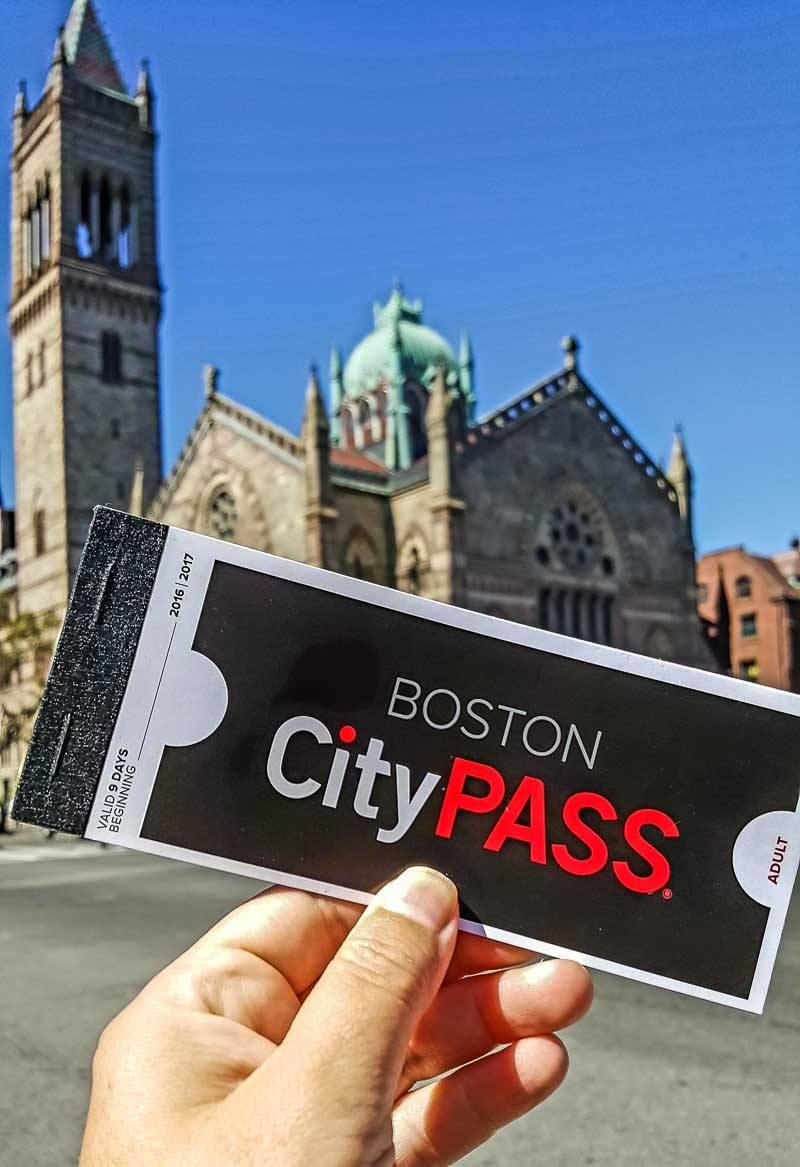 Boston CityPASS Downtown