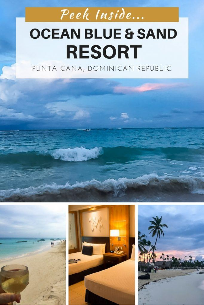 Ocean Blue and Sand Resort in Punta Cana a Review