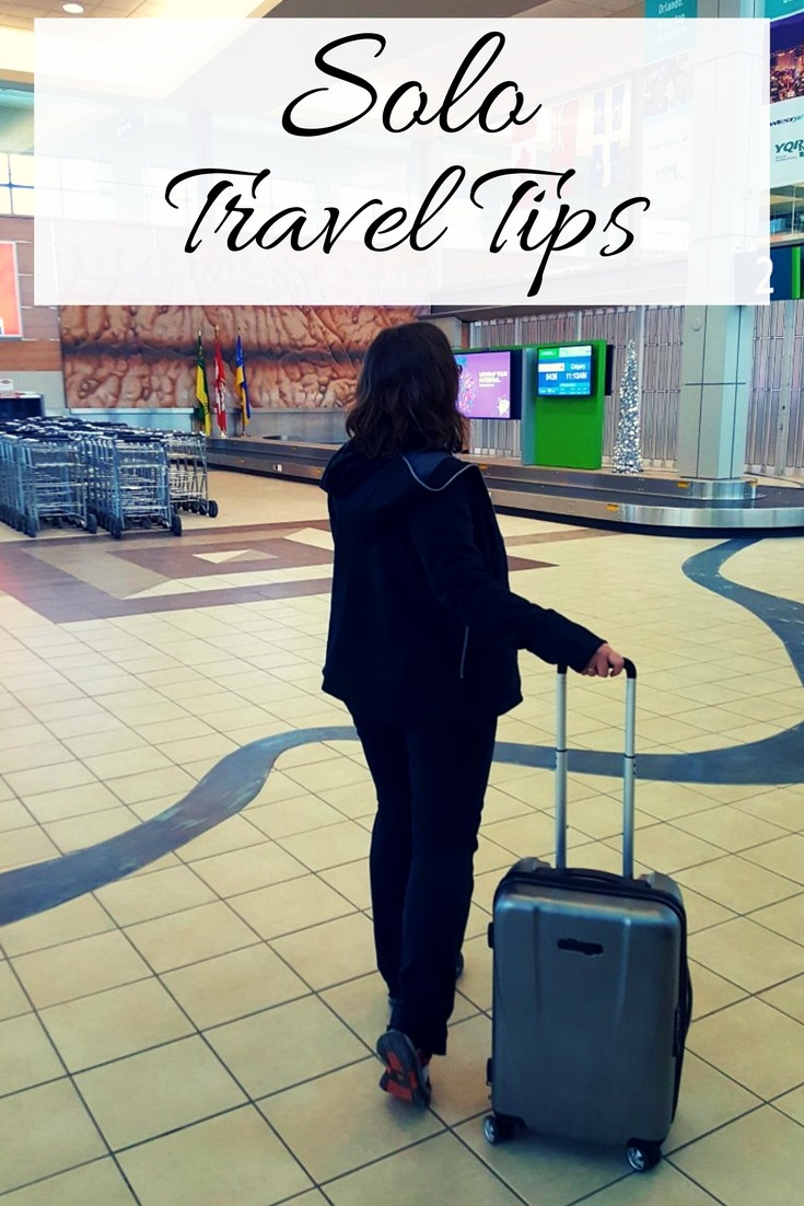 How to stay safe and organized as a solo female traveler