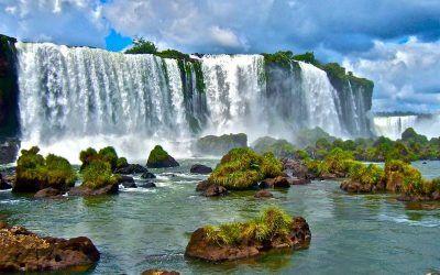 Iguazu Falls Photo by Marissa Strniste