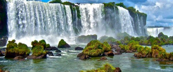Iguazu Falls Photo by Marissa Strniste