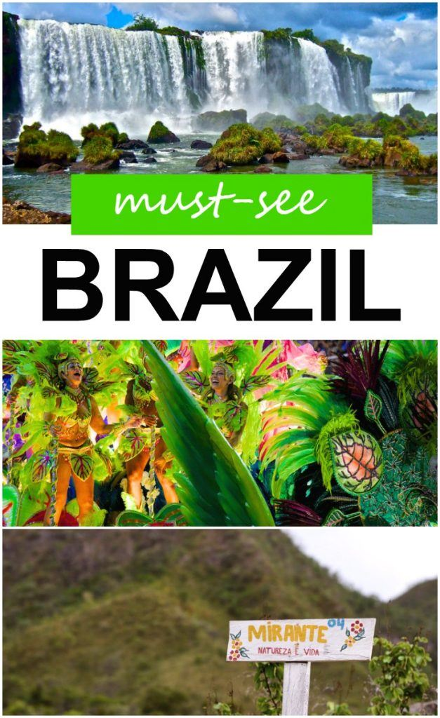 The best things to do and see in Brazil