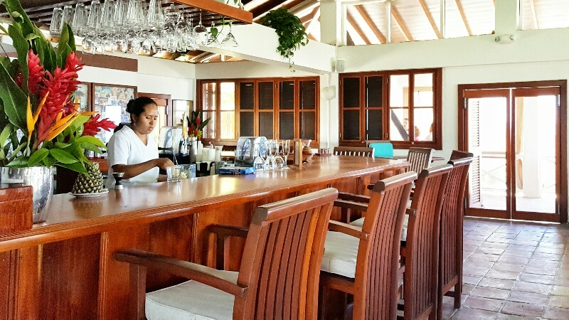 Admiral Nelsons Bar Victoria House Belize