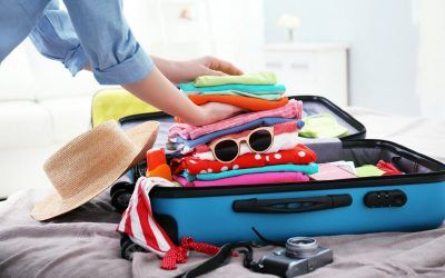 How to travel carry on only as a family of four dp
