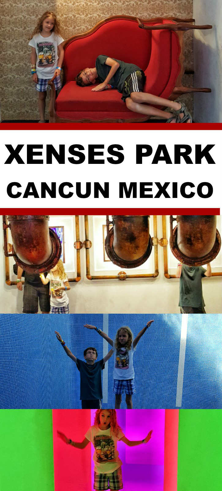 Xenses Park Cancun Mexico