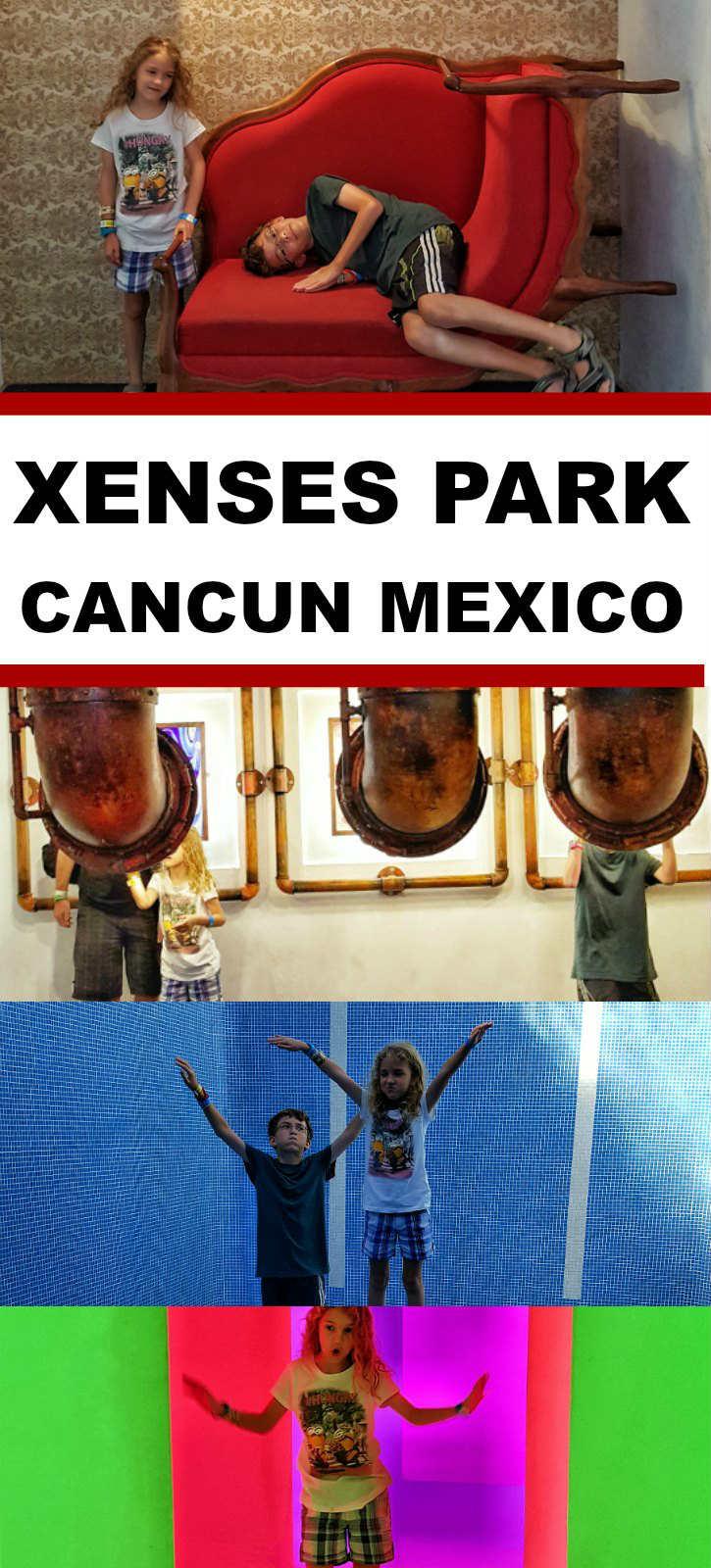 Xenses Park Cancun Mexico