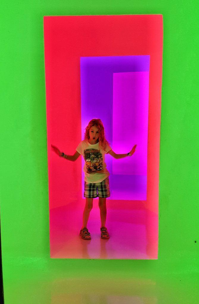Xenses colored doorways