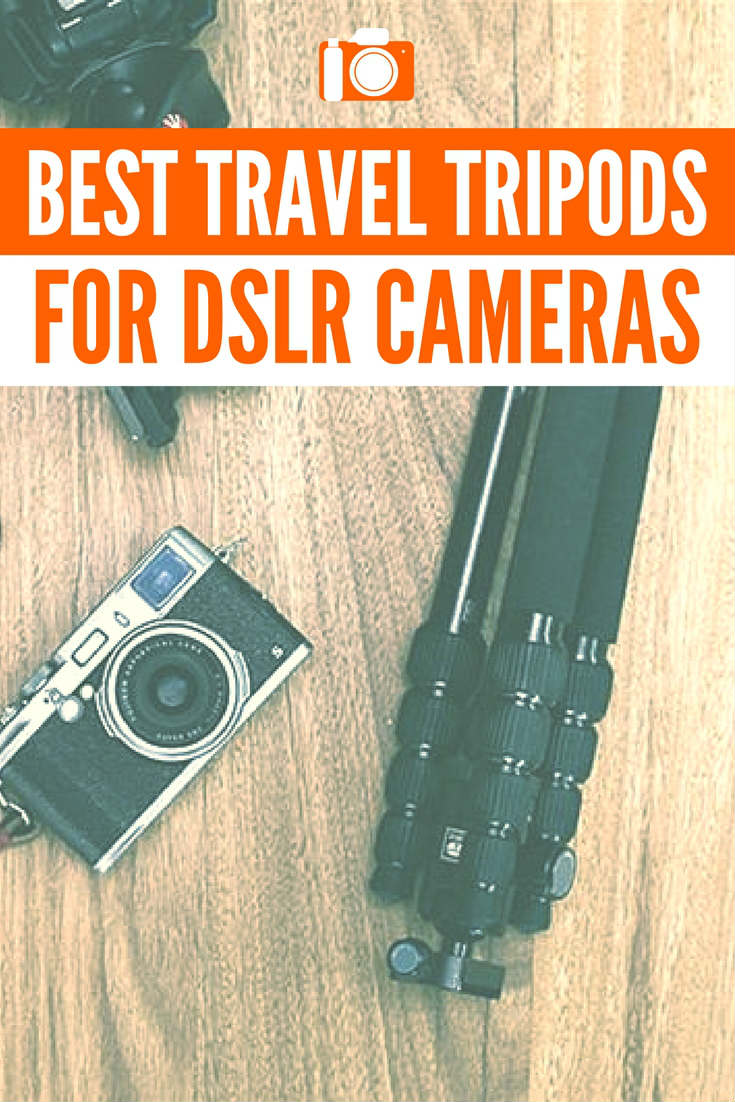 The best travel tripod for DSLR and mirrorless cameras |travel tripod dslr | travel tripod backpacker | travel tripod digital cameras